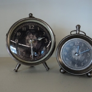 Large Table Clock #22 Small Table Clock #23