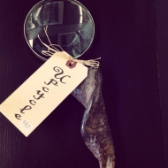 Horn magnifying glass $40