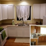 Rustoleum Cabinet Transformations Pure White 150x150 Kitchen Inspiration