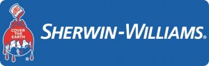 Sherwin Williams logo4 300x95 We use Benjamin Moore