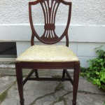 Antique Set of 6 Mahogany Chairs - 1 Arm and 5 Side Chairs4