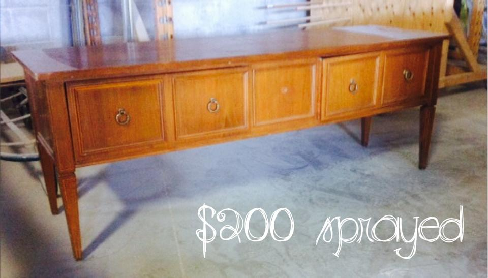 10681974 10202155620725758 1866839461 n Beautiful furniture and helping your community!
