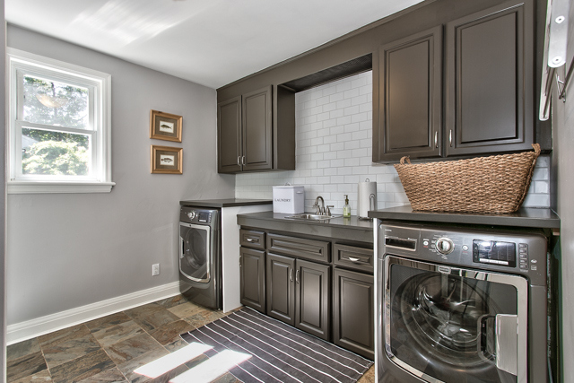 6 Laundry Room Get ready for fall entertaining