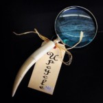 Horn magnifying glass Reg $40 Sale: $25
